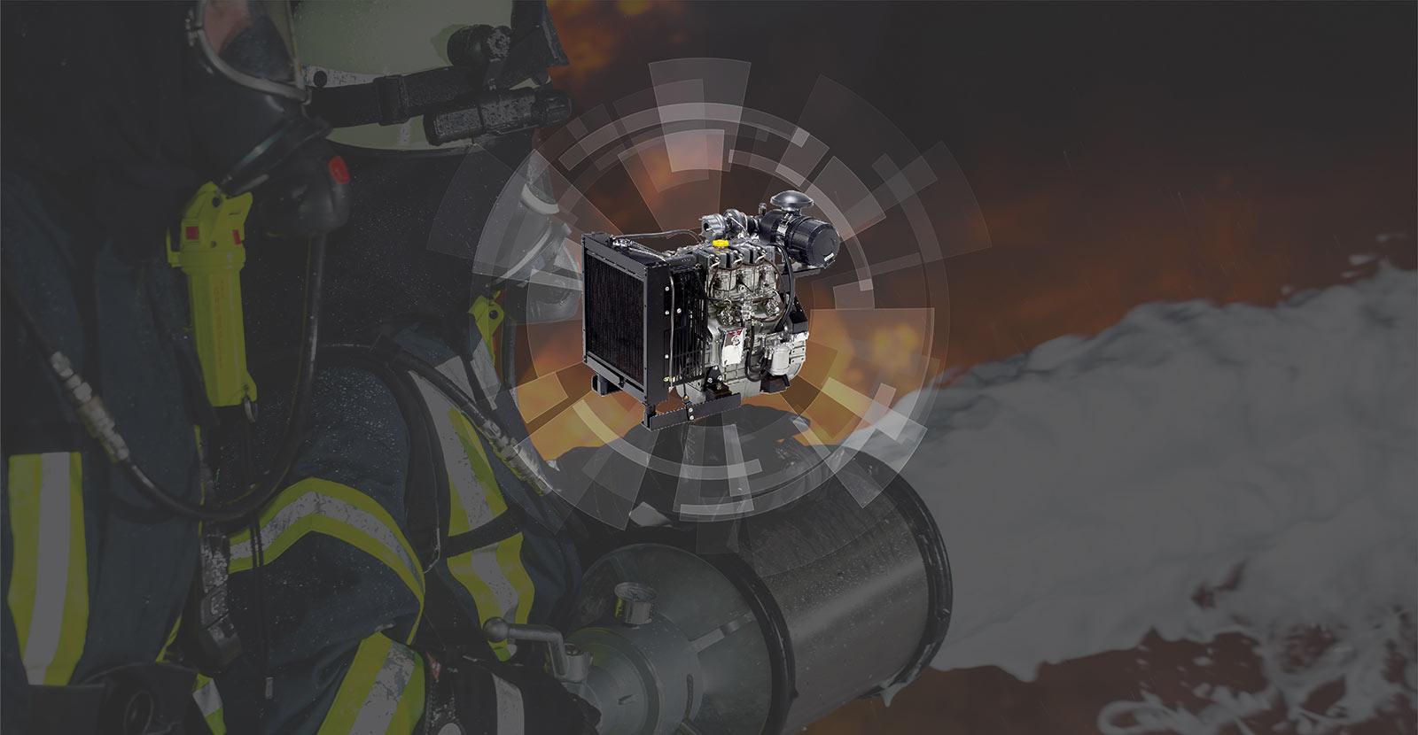 HIGH PERFORMANCE DIESEL ENGINES