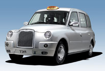 port london taxi